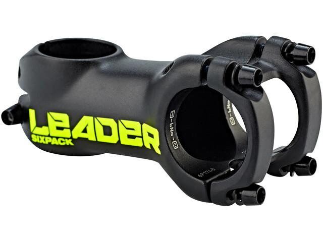 Sixpack Leader Styrstam Ø31,8mm svart